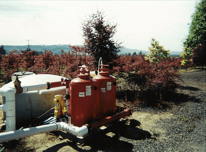 large well pump system